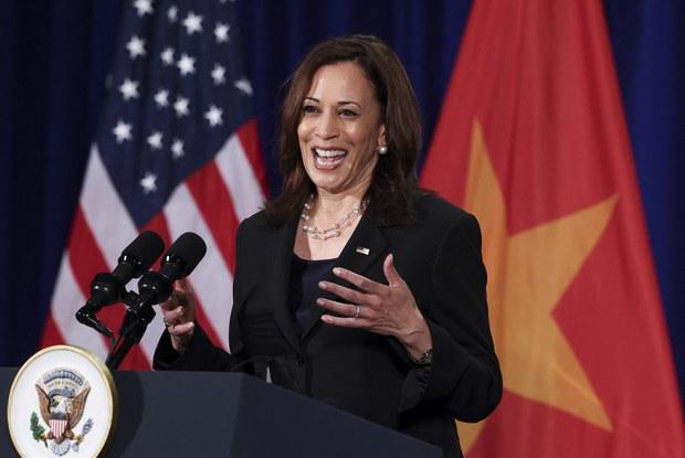 US Vice President Kamala Harris Raises Human Rights Issues in Talks in Vietnam