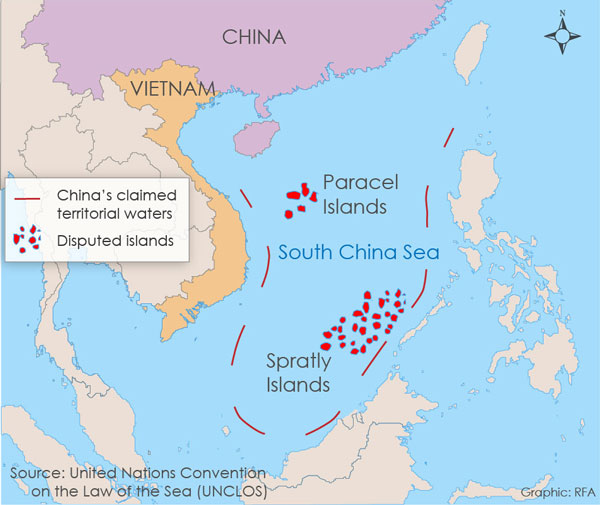 Will Beijing Declare a Special Air Defense Zone Over the South