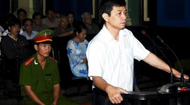 Jailed Vietnamese Democracy Advocate Launches New Hunger Strike