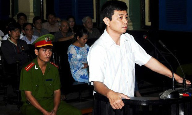 Jailed Vietnamese Democracy Advocate Vows Hunger Strike to His Death