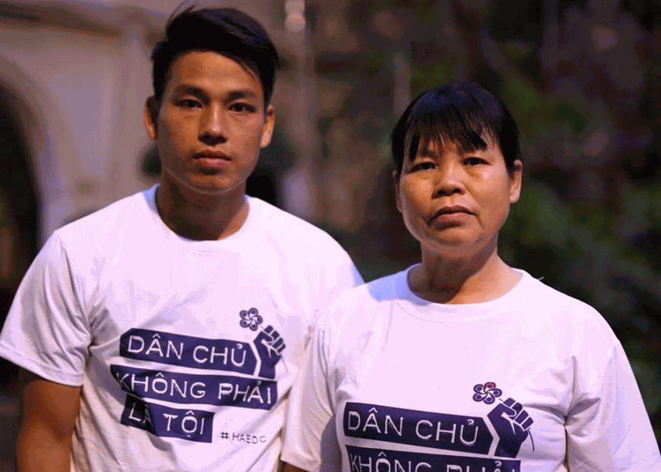 Jailed Vietnamese Land Activist Was Tortured in Bid to Extract Confession