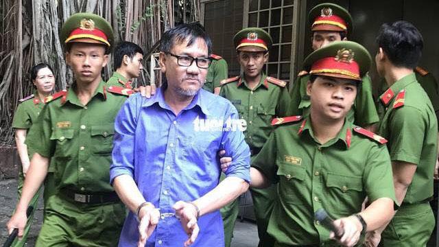 vietnam hands blogger ho van hai four year jail term for anti state
