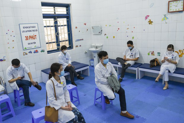 Vietnam Vaccinates 20,000, Commits to Acquire 90 Million More Doses