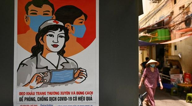 Vietnam to Test Vaccine as Neighbors Weigh Coronavirus