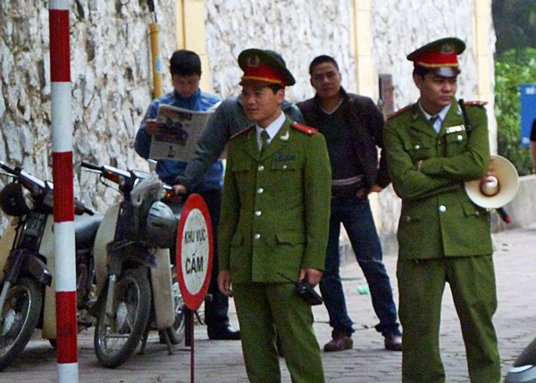 vietnam puts pressure on family who allege police
