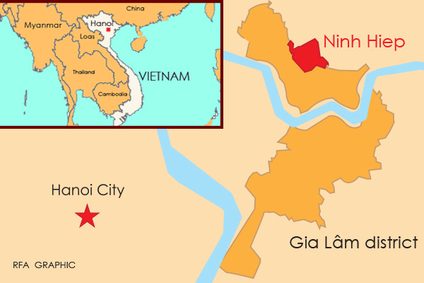 Vietnamese Students Protest Against Plans For Commercial
