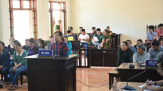 Vietnamese Authorities Sentence 17 For Involvement in 2018 Protests