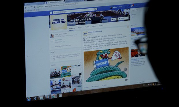 Vietnamese Facebook User Arrested for Writings Criticizing the Government