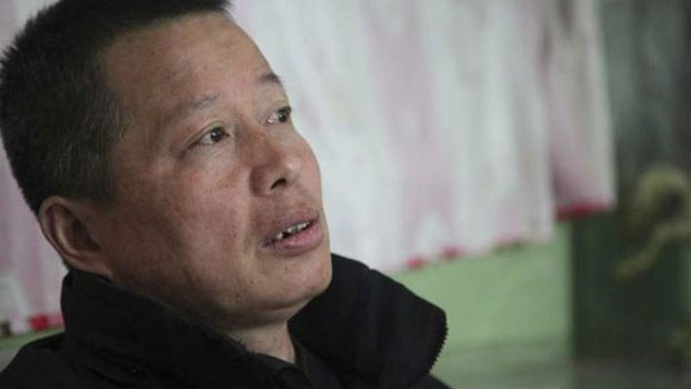 Human rights lawyer Gao Zhisheng, in undated photo taken during house arrest in Beijing. Credit: Gao Zhisheng