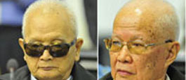 Live Webcast from Khmer Rouge tribunal