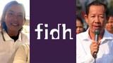 អង្គការសម្ព័ន្ធសិទ្ធិមនុស្សអន្តរជាតិ ហៅកាត់ថា ហ៊្វីដ (FIDH) ថ្កោលទោសតុលាការ ដែលបន្តឃុំខ្លួនលោក រ៉ុង ឈុន និងកញ្ញា ស កណិកា
