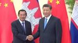 ហ៊ុន សែន និង ស៊ី ជិនពីង (Xi Jinping) 042919