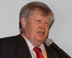 올리 하이노넨 (Olli Heinonen) 전 국제원자력기구(IAEA) 사무차장.