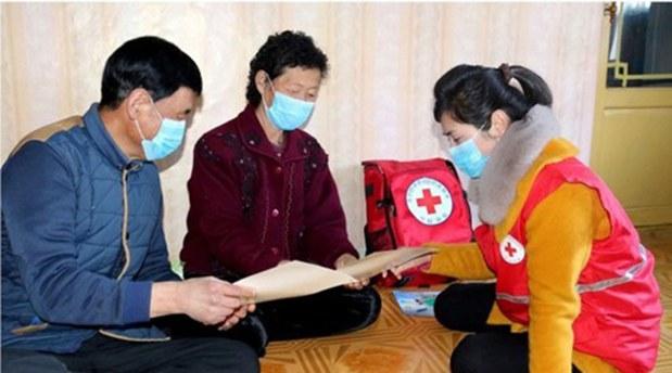 "IFRC ""지난 1년 코로나 관련 북 주민 551만명 도와"""