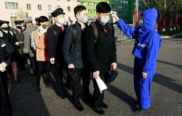 """유니세프 """"코로나로 북 학생 365만명 학업 지장"""""""