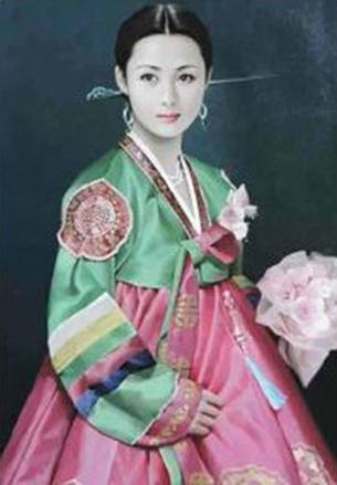 뉴욕 유엔본부에서 익명이 이름으로 전시됐던 북한 예술가의 작품.