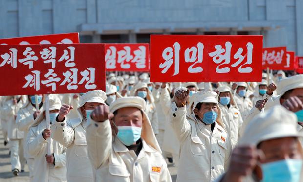 """""""북, 자력갱생으로 중공업 재건 시도…전력난만 가중"""""""