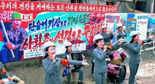 """""""통제경제 강화론 북 경제진전 불가능"""""""