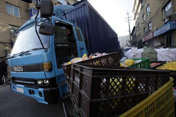 중, 6월 대북수출량 4배 증가…식량∙식료품은 없어