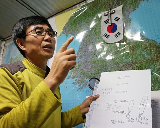 이민복 대북풍선단 대표 '횡령 무혐의' 결론