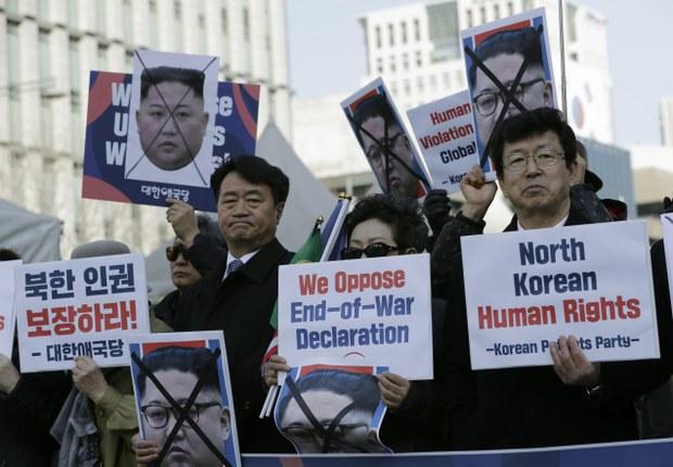 """국무부 """"장기적 대북해법에 '인권개선' 필수"""""""