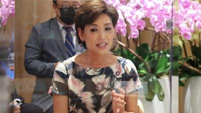 한국계 미 하원의원이자 미 의회 코리아스터디그룹 공동 의장을 맡은 영 김의원.