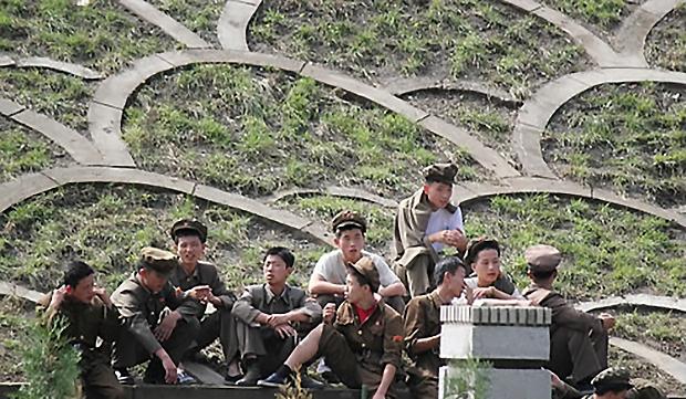 북, 제대군인들을 힘든 노동현장에 집단 배치
