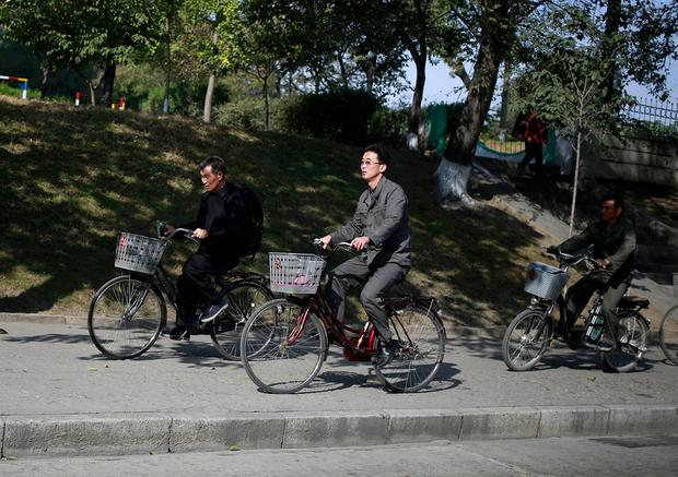 코로나 속 북한의 최고 교통수단은...