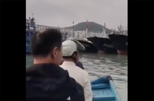 북중 접경서 해상 밀무역 본격재개 '시동'