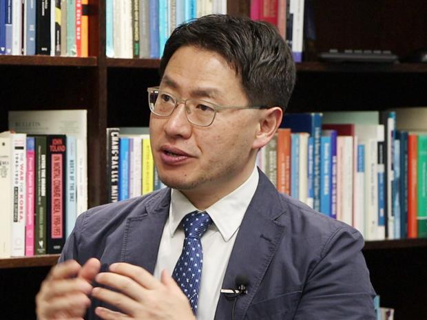 RFA, 자유아시아방송과 인터뷰에 응한 한국 세종연구소의 이성현 중국연구센터장 겸 통일전략연구실 실장.