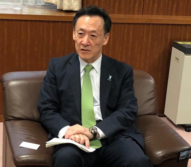 이시카와 쇼이치로 일본 납치문제 대책본부 사무국장.