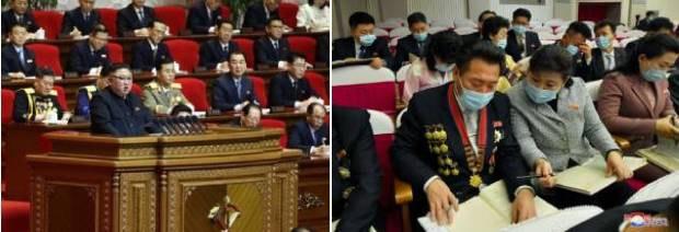 [북한 보건∙의료 대해부] 오락가락 마스크 착용
