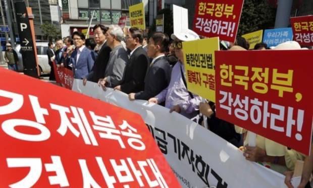 """숄티 """"한국정부, 탈북자 북송 막는데 힘쓸 때"""""""
