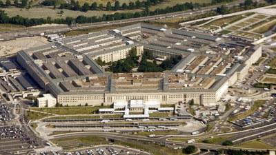 사진은 미 국방부 청사 건물.