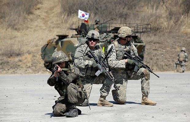 바이든 행정부, 대규모 한미군사훈련 재개할까?