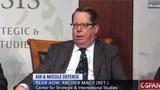 미 국방부 산하 합동통합공중미사일방어기구(Joint Integrated Air and Missile Defense Organization) 국장을 역임한 아처 메이시(Archer Macy) 제독.