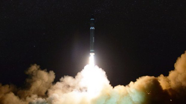 """""""북, 미북협상 대신 미사일 시험 이어갈 것"""""""