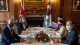 """한국 정부, 'CVIA' 표현에 """"북 비핵화 노력 지속할 것"""""""