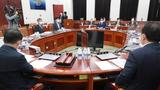 3일 서울 여의도 국회에서 열린 정보위원회 전체회의 모습.