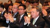 사진은 영국 북한위원회 의장을 지낸 데이비드 앨튼 상원의원 (오른쪽)