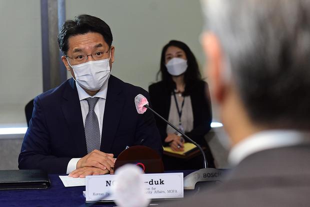 한미 북핵수석대표 통화…비핵화 협력 논의