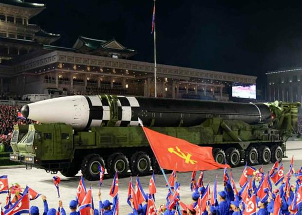 """미 의회조사국 """"북, 가장 우려되는 탄도미사일 위협국"""""""