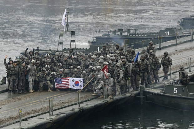 """미 상원의원 """"북한에 강력한 한미동맹 이해시켜야"""""""