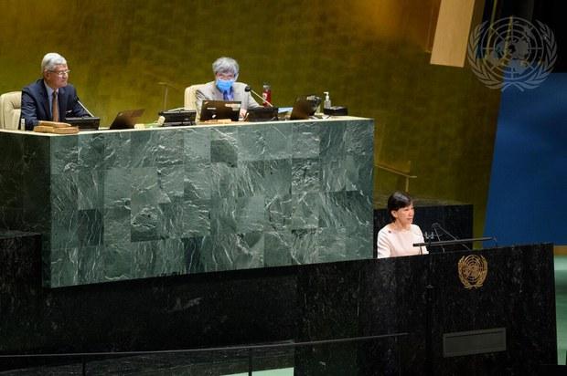 유엔 '핵실험 반대의 날' 회의서 완전한 북 비핵화 촉구