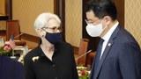 """국무부 """"중국과 '북한문제' 협력 모색"""""""