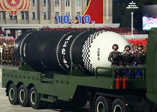 """미 국방부, 북 신형 SLBM 개발에 """"심각한 위협"""""""