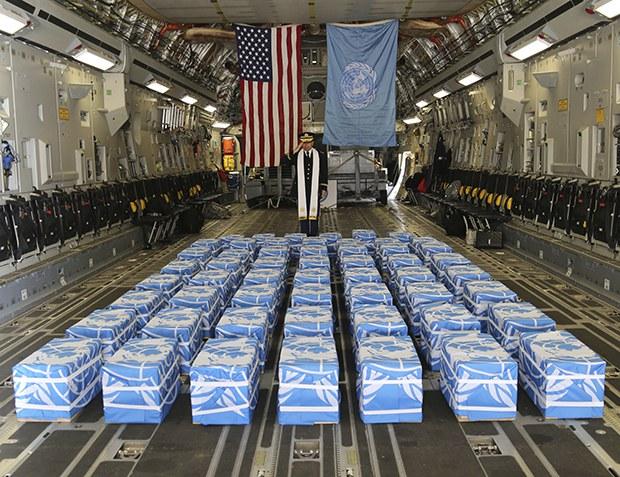 DPAA, 한국전 참전 미군유해 총 591구 신원 확인