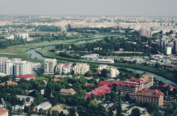 정예지씨가 촬영한 루마니아 부카레스트의 모습. (사진제공: 정예지)