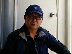 '나는 김정일 경호원이었다'의 저자 탈북자 이영국 씨. 사진-이영국 씨 제공