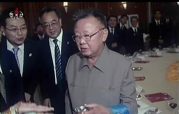 2008년의 김정일